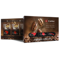 EXCLUSIVE COFFEE SET 3x125 g CATLER