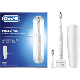 PULSONIC SLIM ONE 2200 ZUB. KART. ORAL-B