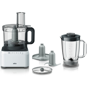 FP3131WH FOODPROCESSOR BRAUN