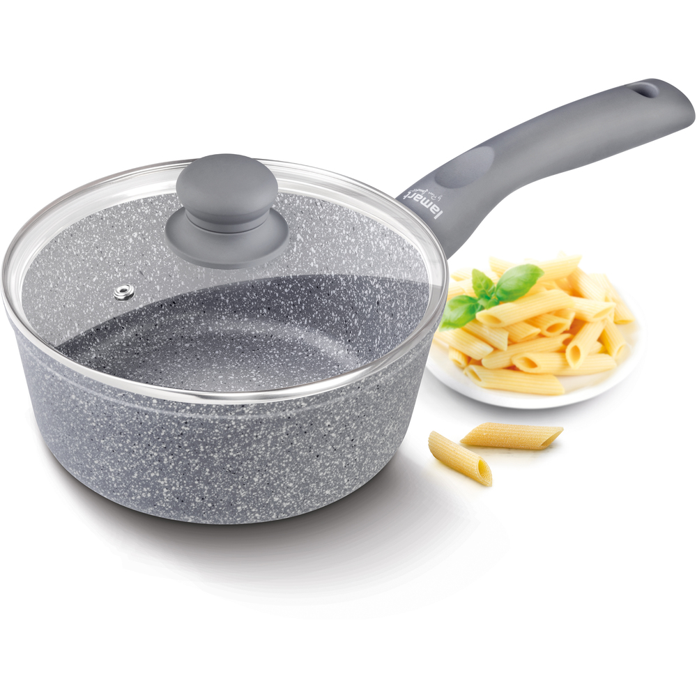 Sauce Pan With Lid Lt1093 Lamart