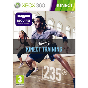 Fitness Nike Kinect training MICROSOFT
