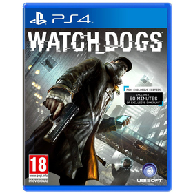 Hra pro PS4 UBISOFT Watch dogs