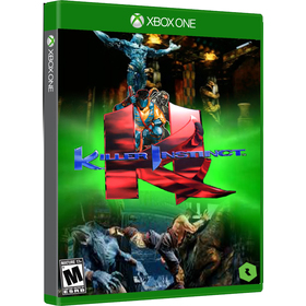 XBOX ONE Killer Instinct hra MICROSOFT