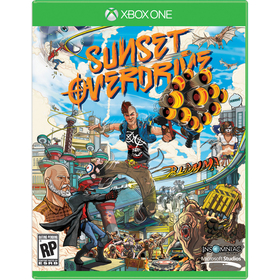 XBOX ONE Sunset Overdrive hra MICROSOFT
