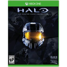 XONE Halo Master Chief Collect MICROSOFT