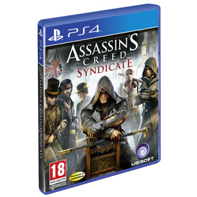 Hra pro PS4 UBISOFT Assassins Creed Syndicate