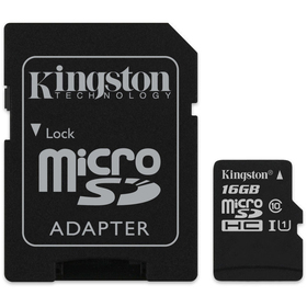 Paměťová karta KINGSTON SDC10G2/16GB