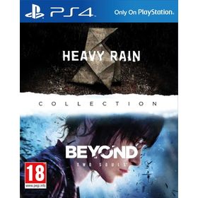 Heavy Rain amp Beyond hry PS4 SONY