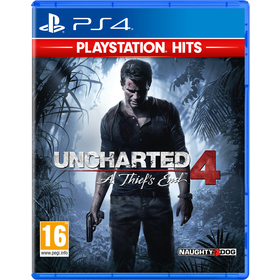 Hra pro PS4 SONY Uncharted 4