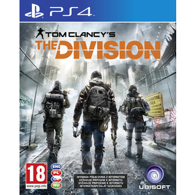 Hra pro PS4 UBISOFT Tom Clancys The Division