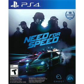 Need for Speed hra PS4 EA