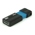 USB FD 64GB SL!DE BLUE USB 2.0 GOODRAM
