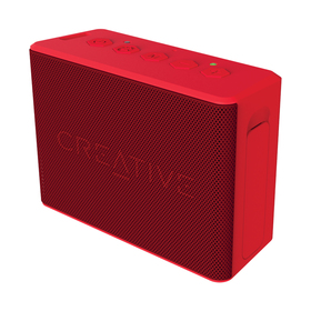 Bluetooth speaker MUVO 2C red CREATIVE