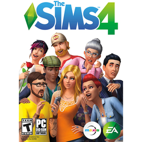 Hra pro PC EA The Sims 4