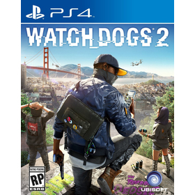 Hra pro PS4 UBISOFT Watch dogs 2