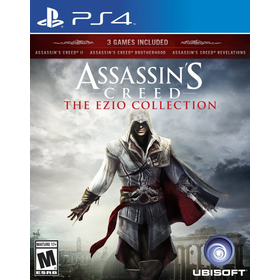 Hra pro PS4 UBISOFT Assassins Creed The Ezio Colle