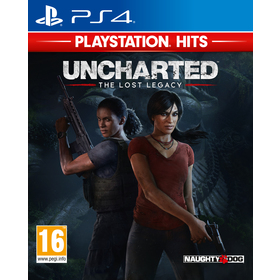 Hra pro PS4 SONY Uncharted: The Lost Legacy