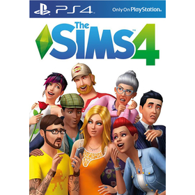 Hra pro PS4 EA The Sims 4