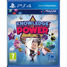 Knowledge is Power hra PS4 SONY
