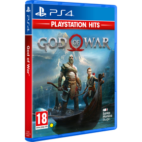 Hra pro PS4 SONY God of War