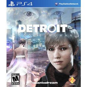 Hra pro PS4 SONY Detroit: Become Human