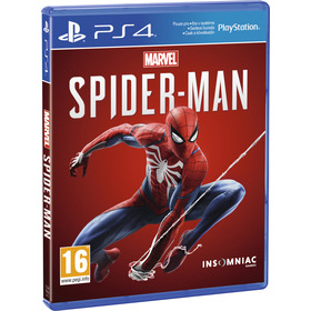 Hra pro PS4 SONY Spider-Man