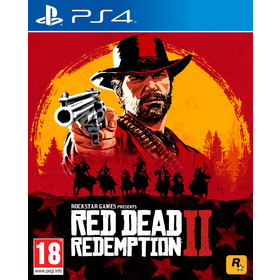 Red Dead Redemption 2 hra PS4