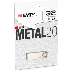 C800 USB 2.0 32GB METAL EMTEC