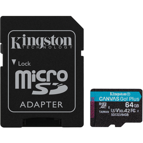Paměťová karta KINGSTON SDCG3/64GB