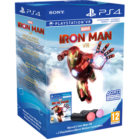 SONY Marvels Iron Man hra PS VR + P