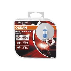 H7 NIGHT BREAKER LASER Duo-box OSRAM