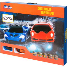 BST 1441 Autodráha Double BUDDY TOYS