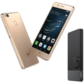SADA P9 Lite Gold + Powerbank     HUAWEI
